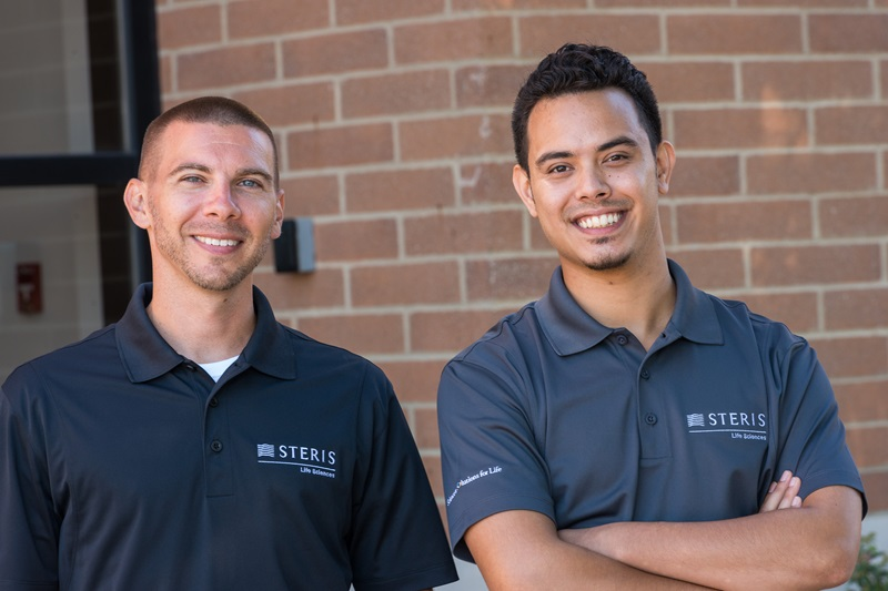 STERIS Employees