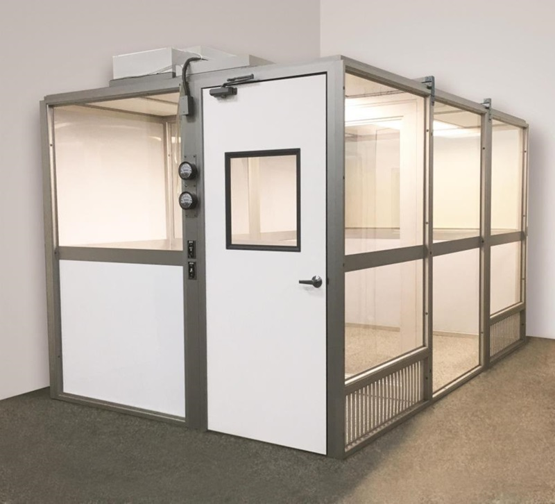 STERIS Modular Portable Cleanroom