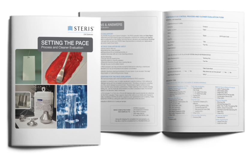 How to Select a Pharmaceutical Detergent | STERIS Life Sciences